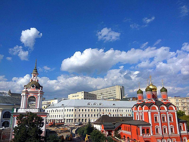 Тайны Зарядья - экскурсия в Москве