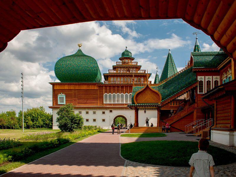 Игровая экскурсия в Коломенском дворце - экскурсия в Москве