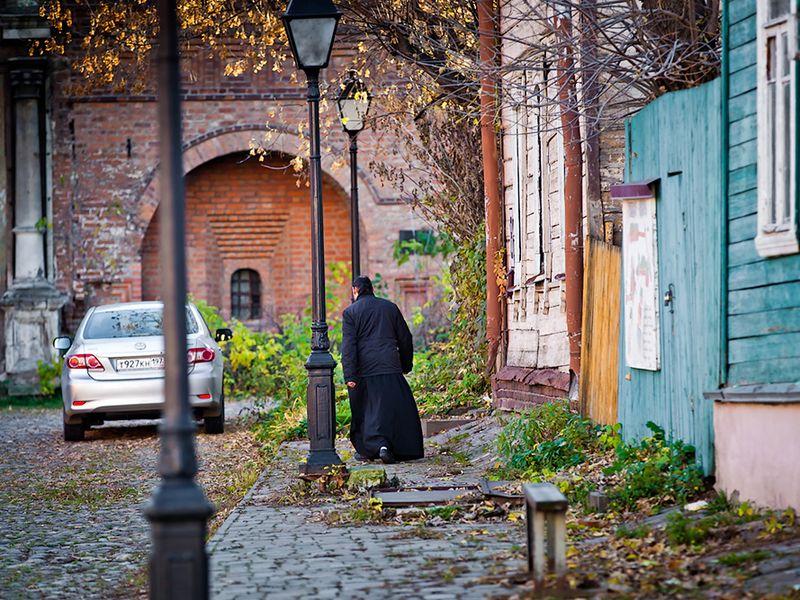 Подлинный дух русского средневековья в Крутицком подворье - экскурсия в Москве