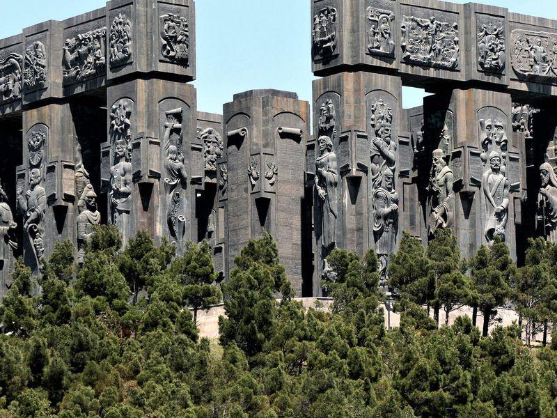Летопись Грузии, Мцхета илермонтовские места - экскурсия в Тбилиси
