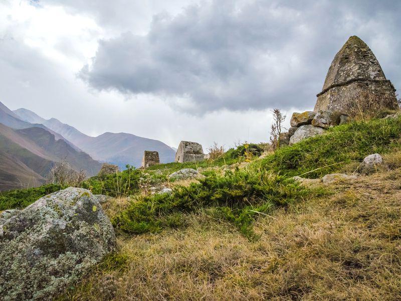 Открыть Кабардино-Балкарию: путешествие на внедорожнике - экскурсия в Пятигорске