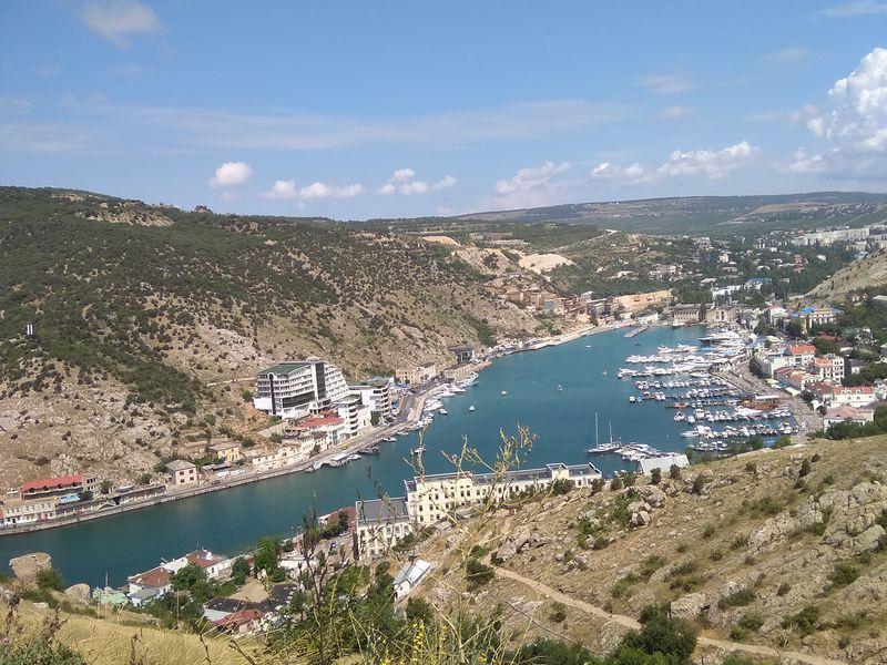 Балаклава — жемчужина Крыма - экскурсия в Балаклаве