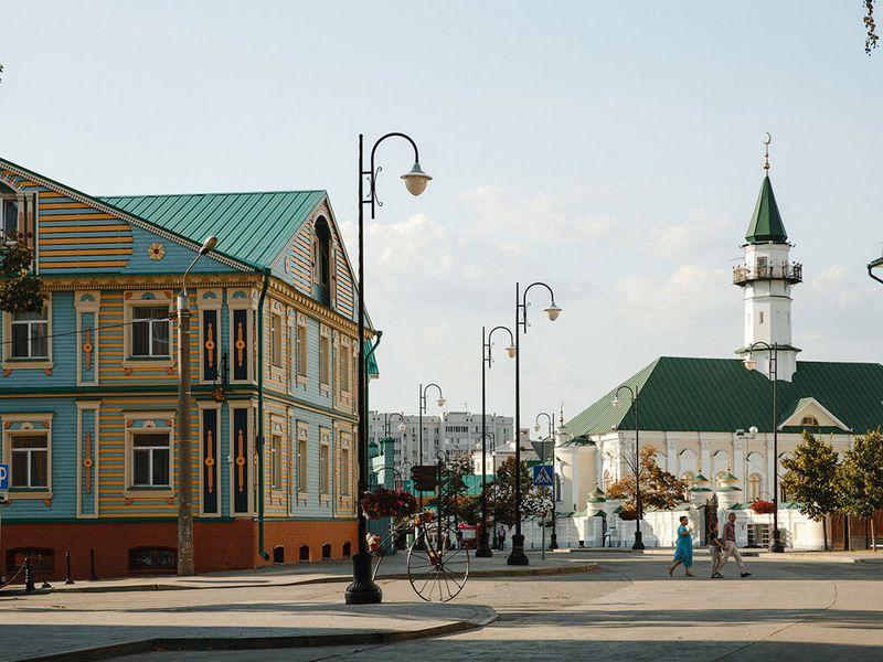 Старо-Татарская слобода: все краски татарской культуры - экскурсия в Казани