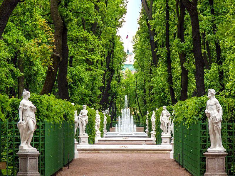 Петербург — первое знакомство - экскурсия в Санкт-Петербурге