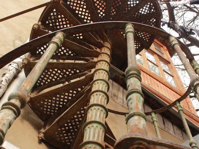 Тайны особняков Сололаки - экскурсия в Тбилиси