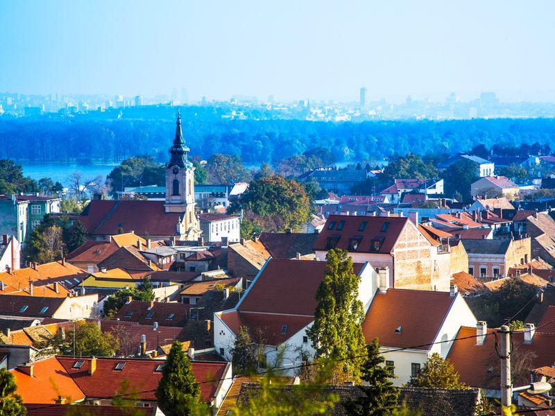 Земун — город в городе - экскурсия в Белграде