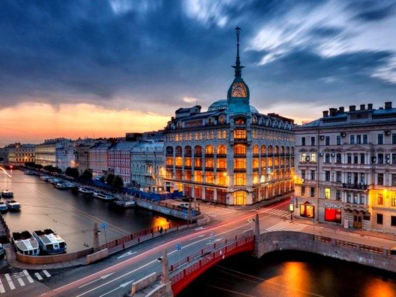 Петербург в стиле модерн - экскурсия в Санкт-Петербурге