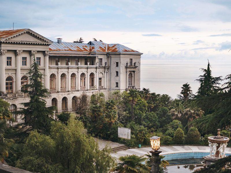 Заброшенный Сочи: курорт, который мыпотеряли - экскурсия в Сочи