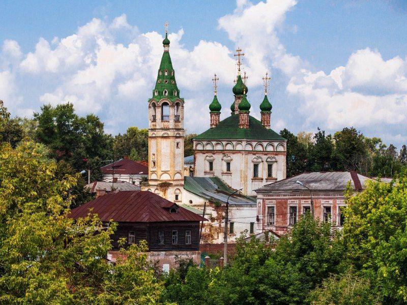 Серпухов — жемчужина Южного Подмосковья - экскурсия в Москве