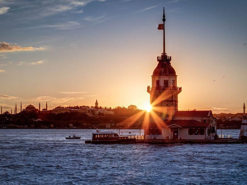 Как появился Стамбул: открыть город за3часа - экскурсия в Стамбуле