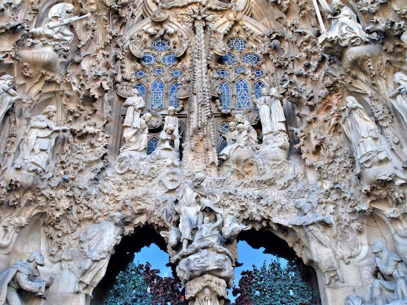 Тайны Саграда Фамилия - экскурсия в Барселоне
