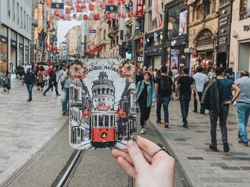 Ивсё это— Стамбул! - экскурсия в Стамбуле