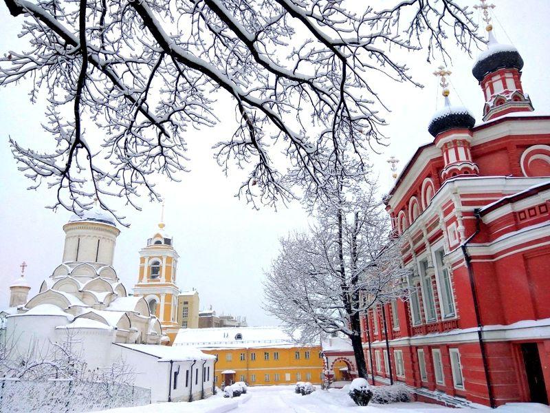 Вдоль стены Белого города: прогулка поБульварному кольцу - экскурсия в Москве