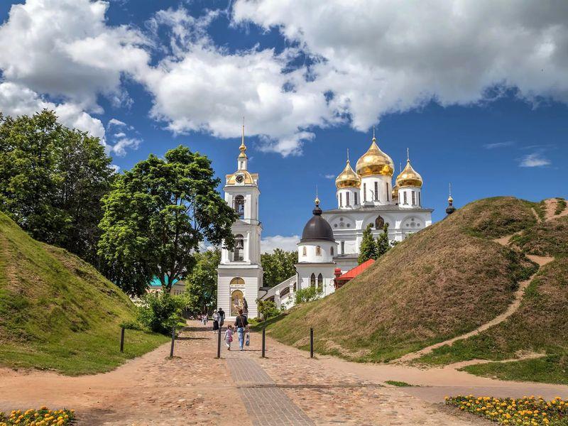 Дмитров — младший брат Москвы - экскурсия в Москве