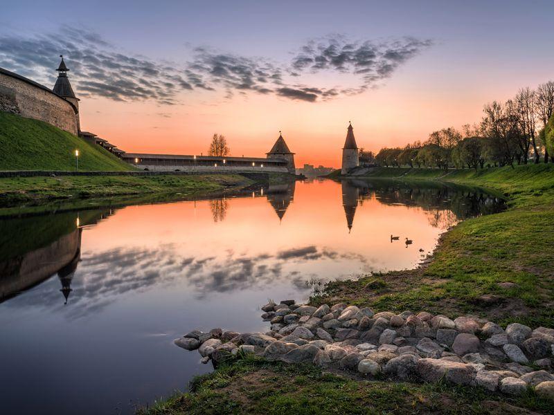 Влюбиться в Псков за 1 день! - экскурсия в Пскове
