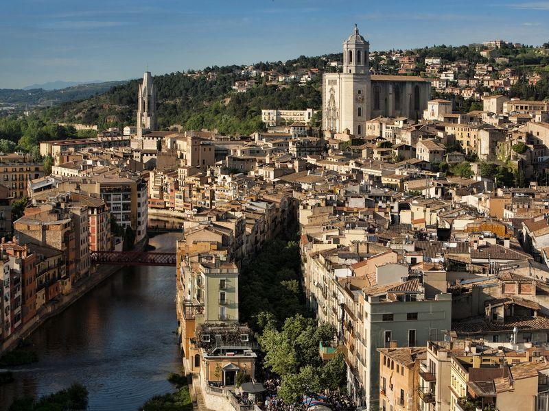 Жирона, евреи и французские устрицы - экскурсия в Жироне