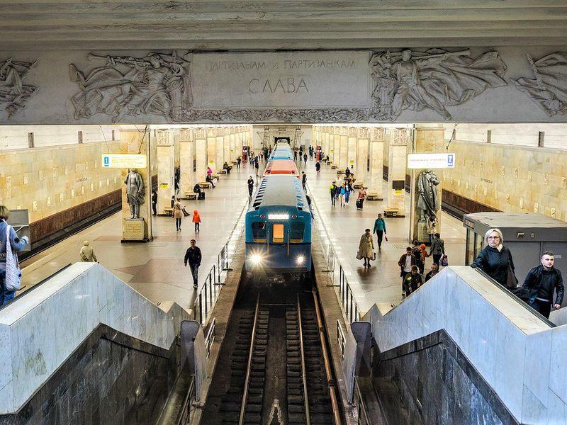 Станция «Сталинская»: секреты синей линии - экскурсия в Москве