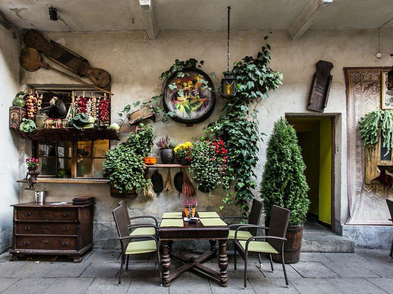 Казимеж— квартал горя исчастья - экскурсия в Кракове