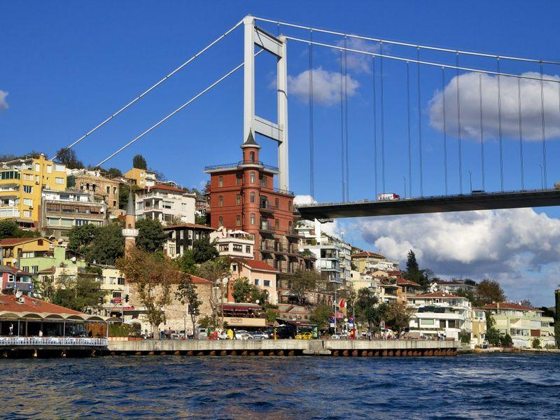 Сокровища Босфора - экскурсия в Стамбуле