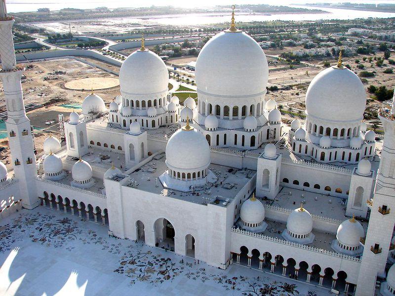 Знакомство с волшебным Абу-Даби - экскурсия в Дубае
