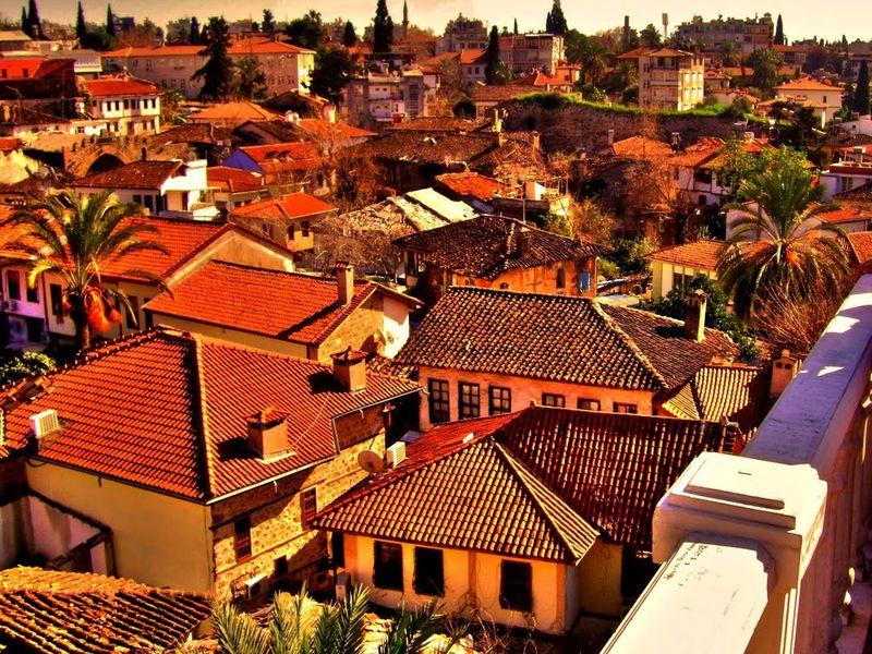 Исторический центр Антальи - экскурсия в Анталии
