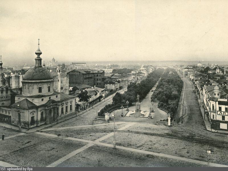 Богема Бульварного кольца - экскурсия в Москве