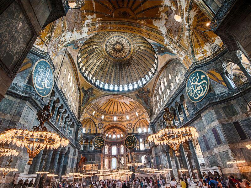 Классический Стамбул - экскурсия в Стамбуле