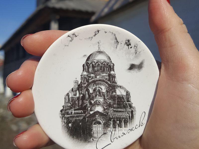 Свияжск — путешествие во времени - экскурсия в Казани