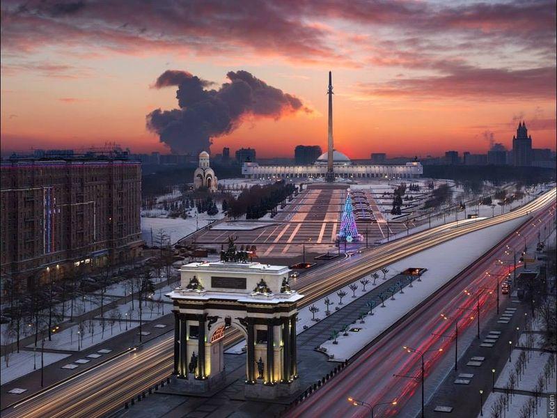 Квест по Поклонной горе «Память о победах» - экскурсия в Москве