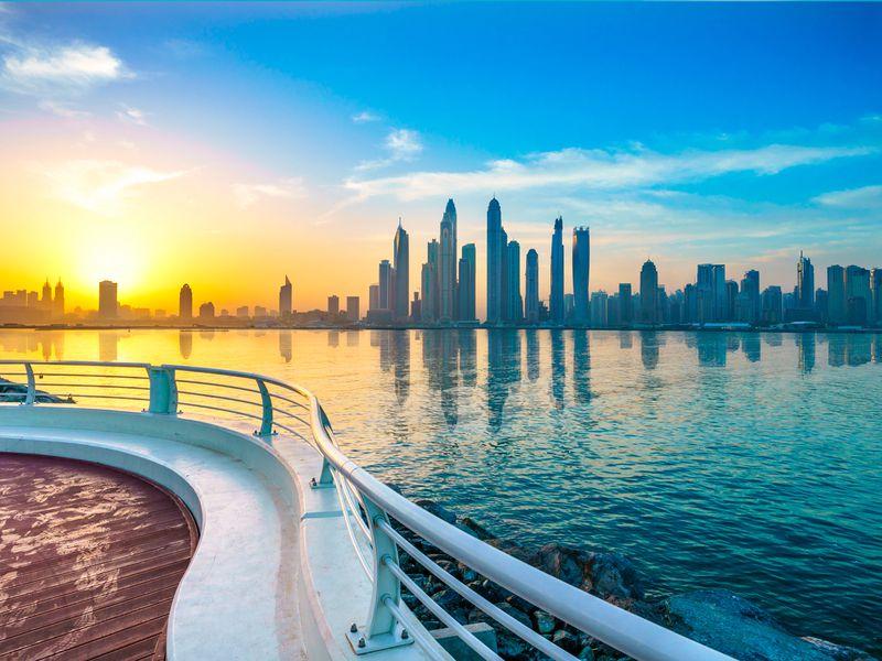 Все краски Дубая - экскурсия в Шардже
