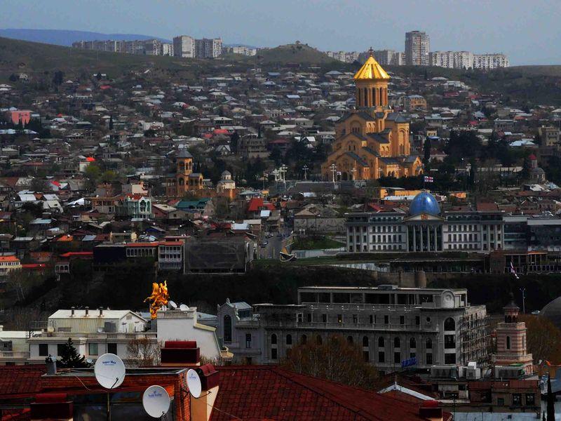 Все дороги ведут в Тифлис - экскурсия в Тбилиси