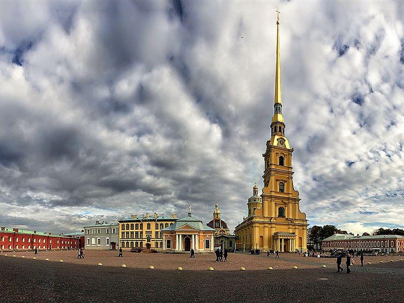 Люблю тебя, Петра творенье» — обзорная автобусная экскурсия - экскурсия в Санкт-Петербурге