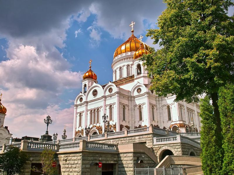 Центр Москвы: площади, храмы, театры - экскурсия в Москве