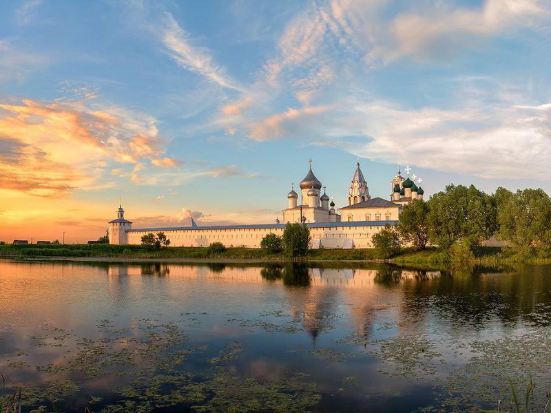 Вкусные истории уПлещеева озера - экскурсия в Переславле-Залесском