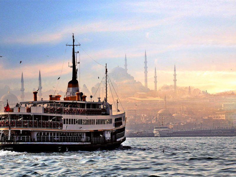 Все грани Стамбула - экскурсия в Стамбуле