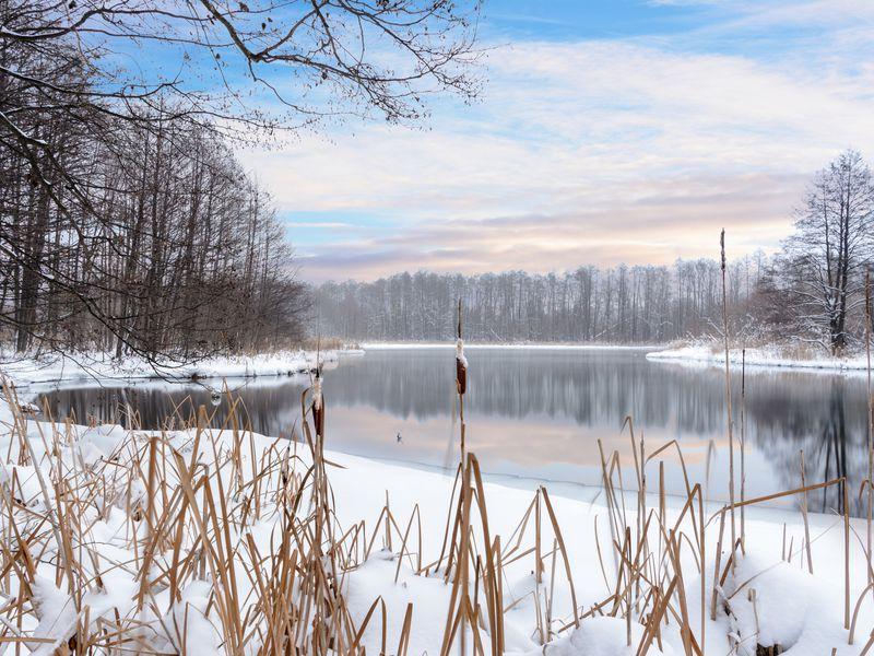 Незамерзающие Голубые озера - экскурсия в Казани