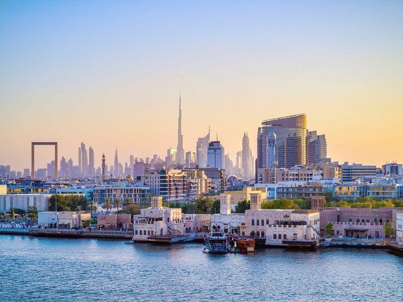 Влюбиться в Дубай за один день! - экскурсия в Дубае