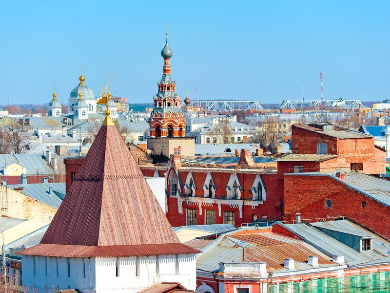 Ярославль тысячелетний - экскурсия в Ярославле