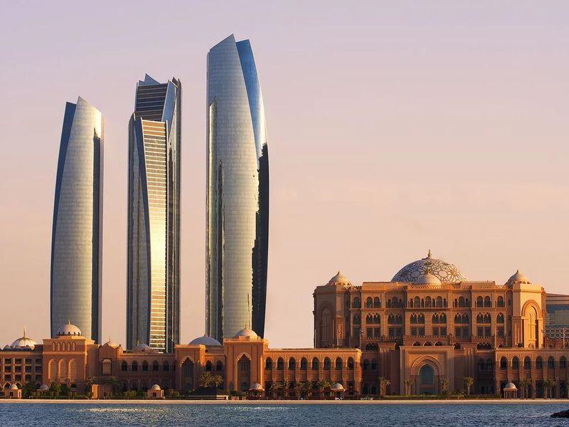Абу-Даби— Манхэттен Ближнего Востока - экскурсия в Дубае