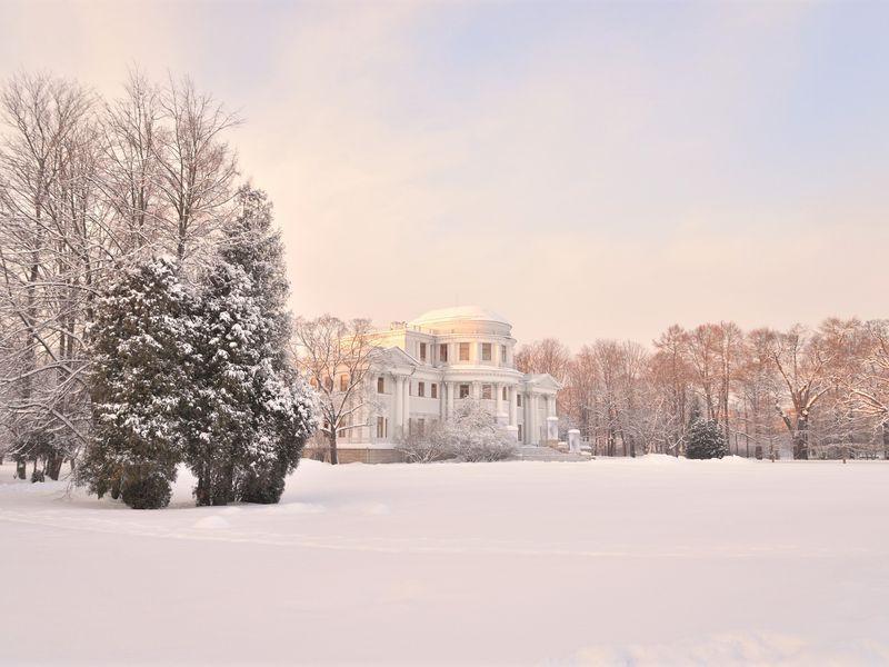 Этюды Елагина острова - экскурсия в Санкт-Петербурге