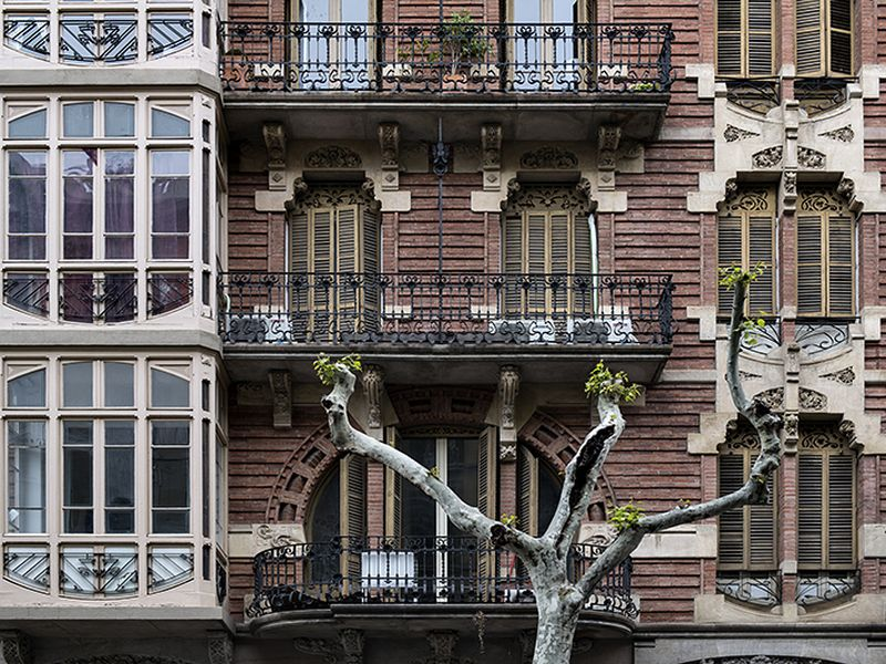 Барселона эпохи модерна - экскурсия в Барселоне