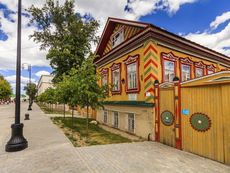Старо-Татарская слобода итайны озера Кабан - экскурсия в Казани
