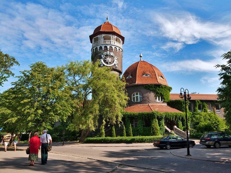 Королевские курорты Земландии - экскурсия в Калининграде