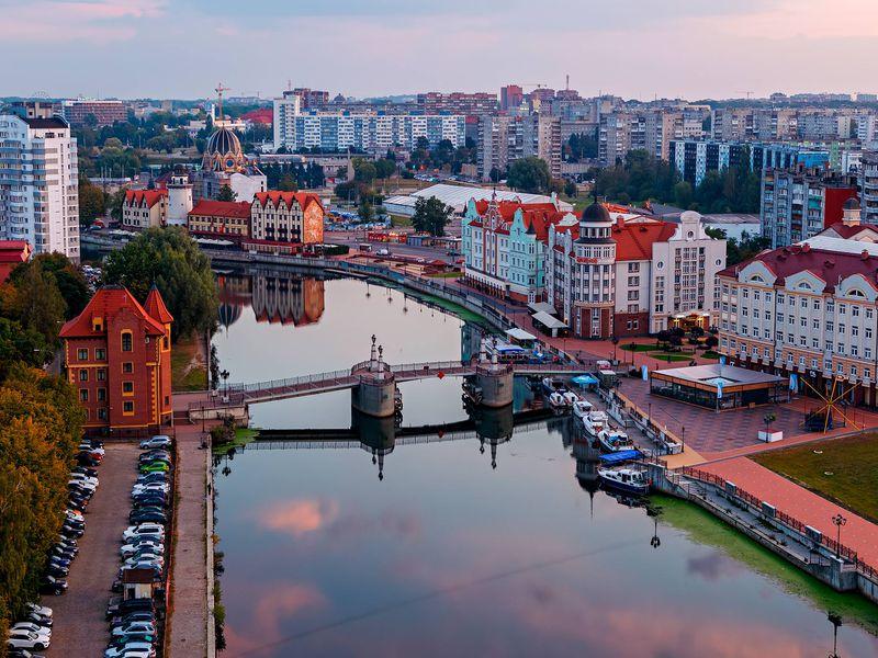 По знаменитым мостам Кёнигсберга - экскурсия в Калининграде