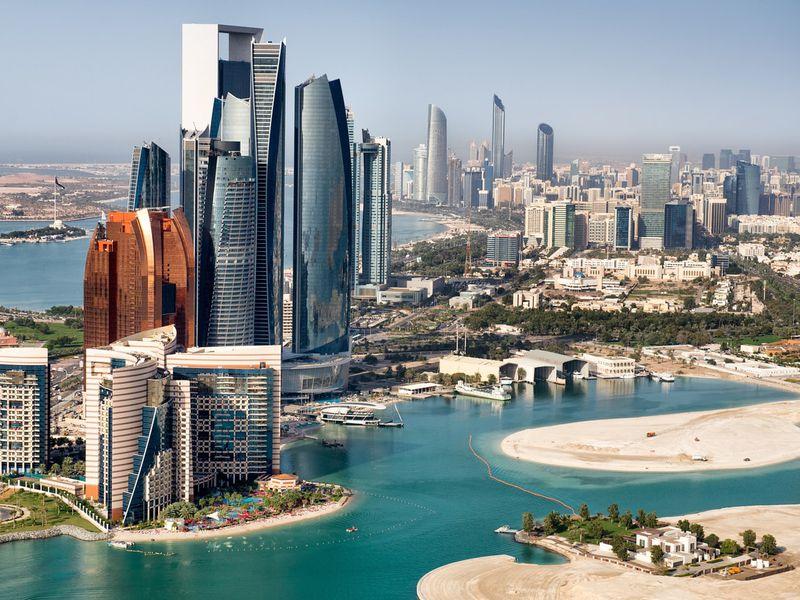 Вдохновляющий Абу-Даби - экскурсия в Дубае