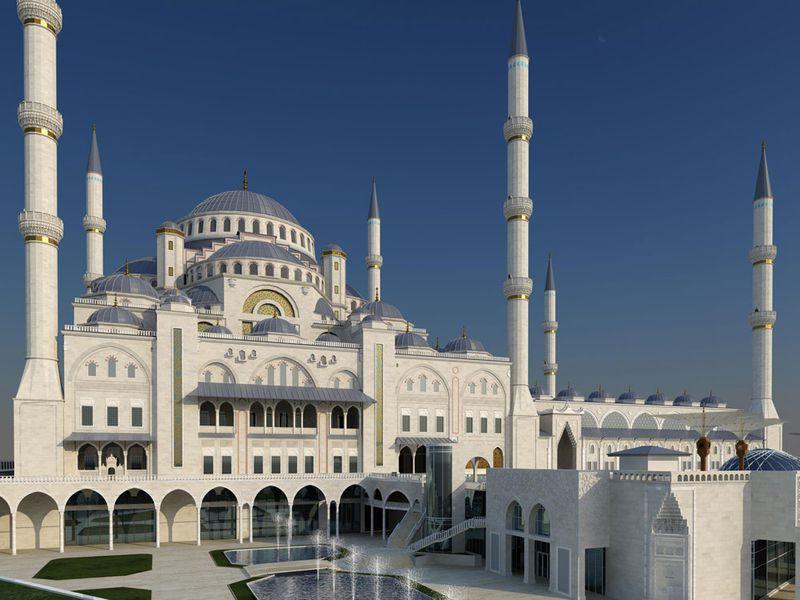 Европейский иАзиатский Стамбул наавто + круиз поБосфору - экскурсия в Стамбуле