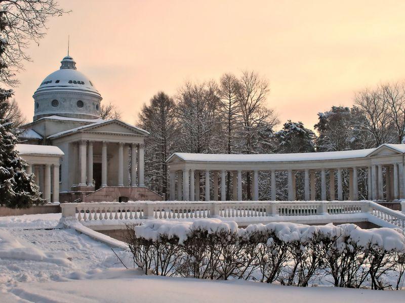 Архангельское — подмосковный Версаль - экскурсия в Москве