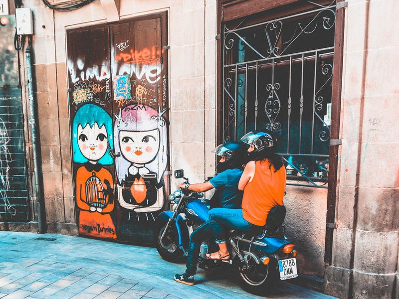 Барселона на двух колесах — с ветерком! - экскурсия в Барселоне
