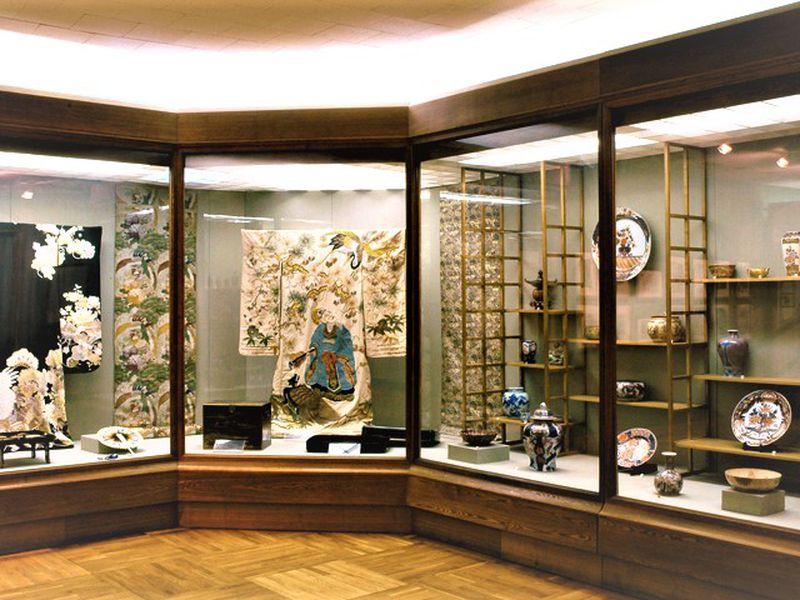В гостях у самурая: театрализованная экскурсия в музее Востока - экскурсия в Москве
