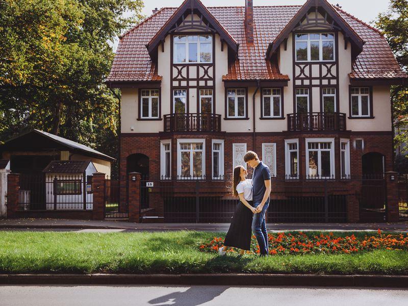 Фотопрогулка по немецкому району Амалиенау - экскурсия в Калининграде